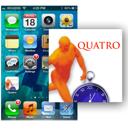 QuatroApp-iphone